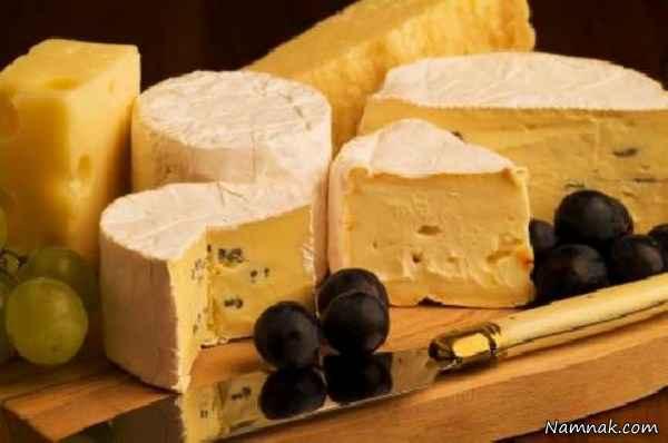 پنیر ، سقط جنین و تغذیه ، سقط جنین