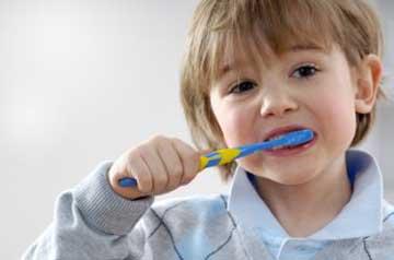 آفت دهان کودک,پیشگیری از آفت دهانی در کودک