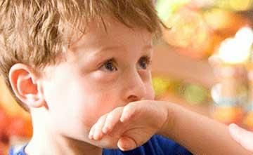 علل زخم دهانی,پیشگیری از زخم دهانی کودک