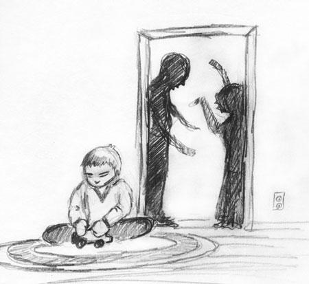 وقتی پدر و مادرها قاتل فرزند خود میشوند!