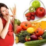 در بارداری چی بخوریم که جنین خوب وزن بگیرد