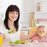 غذاهایی که مزه ی شیر مادر را عوض می کنند