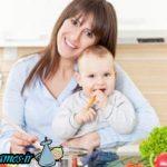 در دوران شیردهی چه بخوریم، چه نخوریم؟