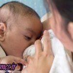 خاصیت های درمانی شیرمادر