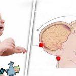 هرگز نوزاد خود را شدید تکان ندهید!