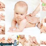 ماساژ جهت نوزاد چه فوایدی دارد؟
