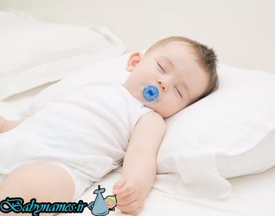 سن مناسب کودک جهت استفاده از بالش