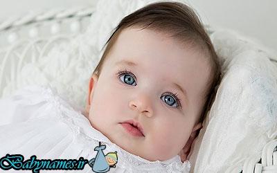آنچه باید در مورد بینایی نوزاد بدانید!