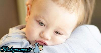 روش های خانگی درمان رفلاکس نوزاد