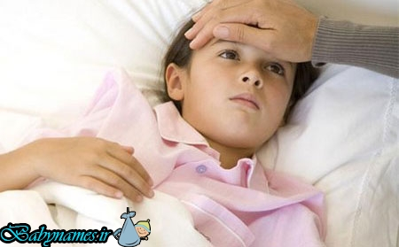 علائم و درمان اسهال و استفراغ کودکان