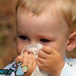 گرفتگی بینی نوزاد، راه درمان