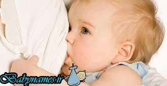 افزایش شیر مادر با 5 گیاه دارویی!