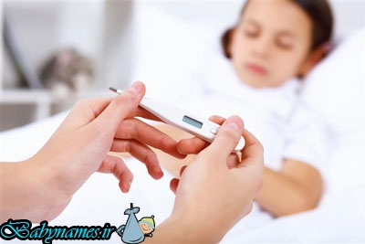 علائم بیماری حصبه در کودکان چیست؟