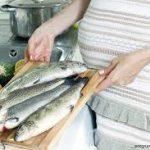 در دوران بارداری حتما ماهی بخورید