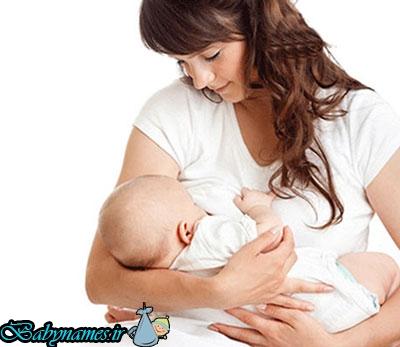 آیا درد سینه های مادر بعد از شیر گرفتن کودک طبیعی است؟