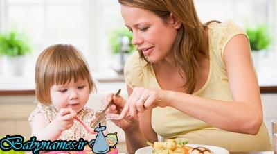 ۱۰ توصیه راجع به تغذیه بهتر کودک