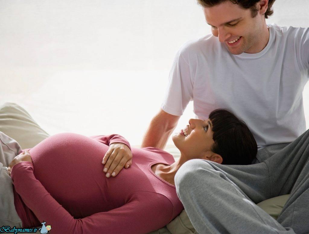 روزه گرفتن زنان باردار