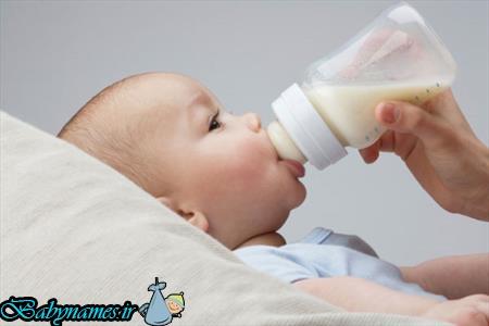 راهنمای شیردهی درست و علائم گرسنگی و سیری در نوزاد