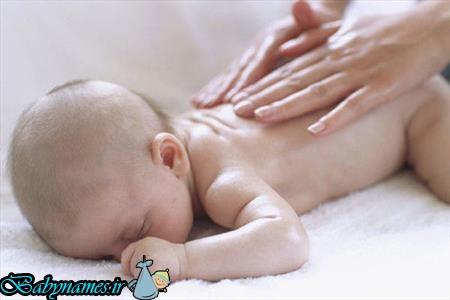به نوزاد تان آرامش هدیه کنید!