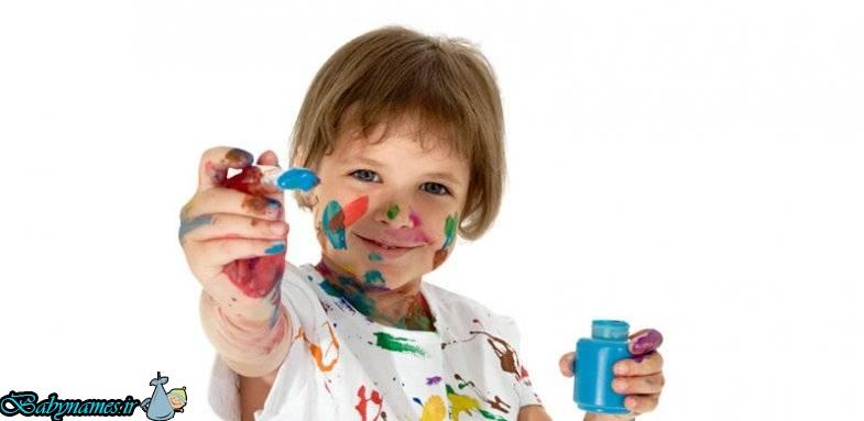 افزایش انگیزه و خلاقیت و مهارت اطفال