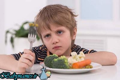 بیاشتهایی عصبی در کودکان