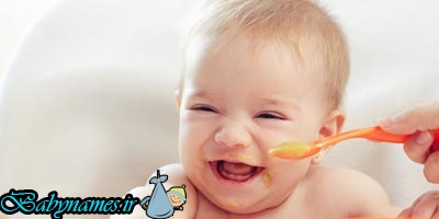 تغذیه کودک نوپا