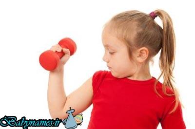 بچهها روزانه چقدر ورزش نیاز دارند؟