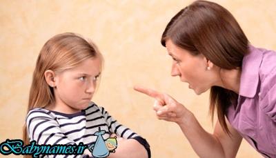 اصول مهم جهت تنبیه کودکان چگونه است؟