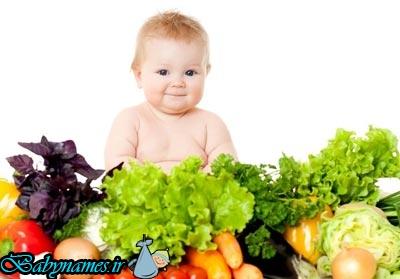 غذاهای غنی از فیبر جهت کودکان