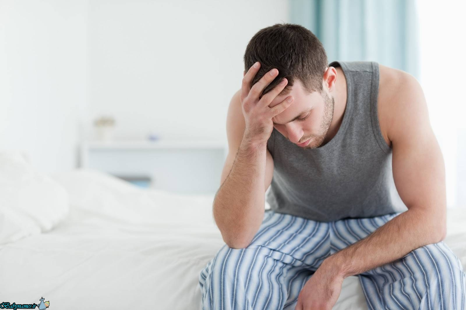 به چه علت مردان دچار ناباروری می شوند؟