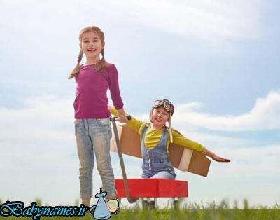 با خیالپردازی کودکان چه برخوردی داشته باشیم؟