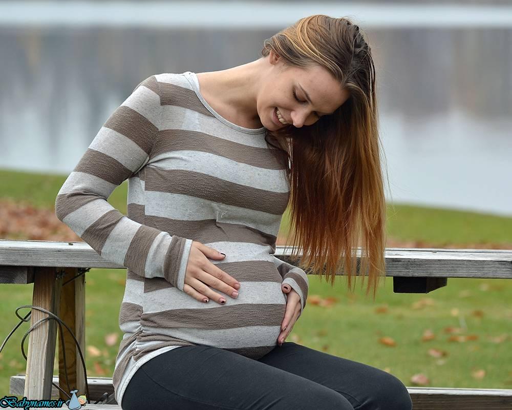 براکستون هیکس یا انقباضات رحم در ماه های آخر بارداری