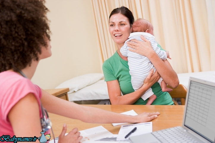 درمان زردی نوزاد با کمک طب سنتی