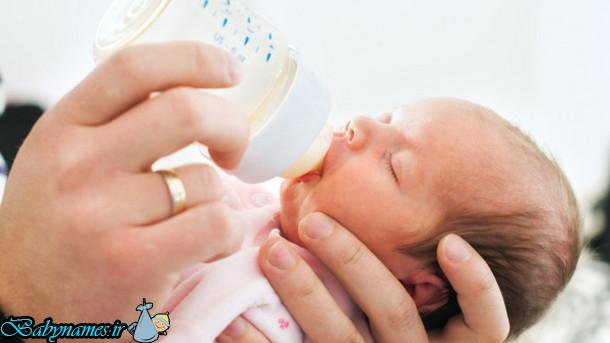 استرس و اضطراب می تواند منجر به کم کردن تولید شیرمادر شود