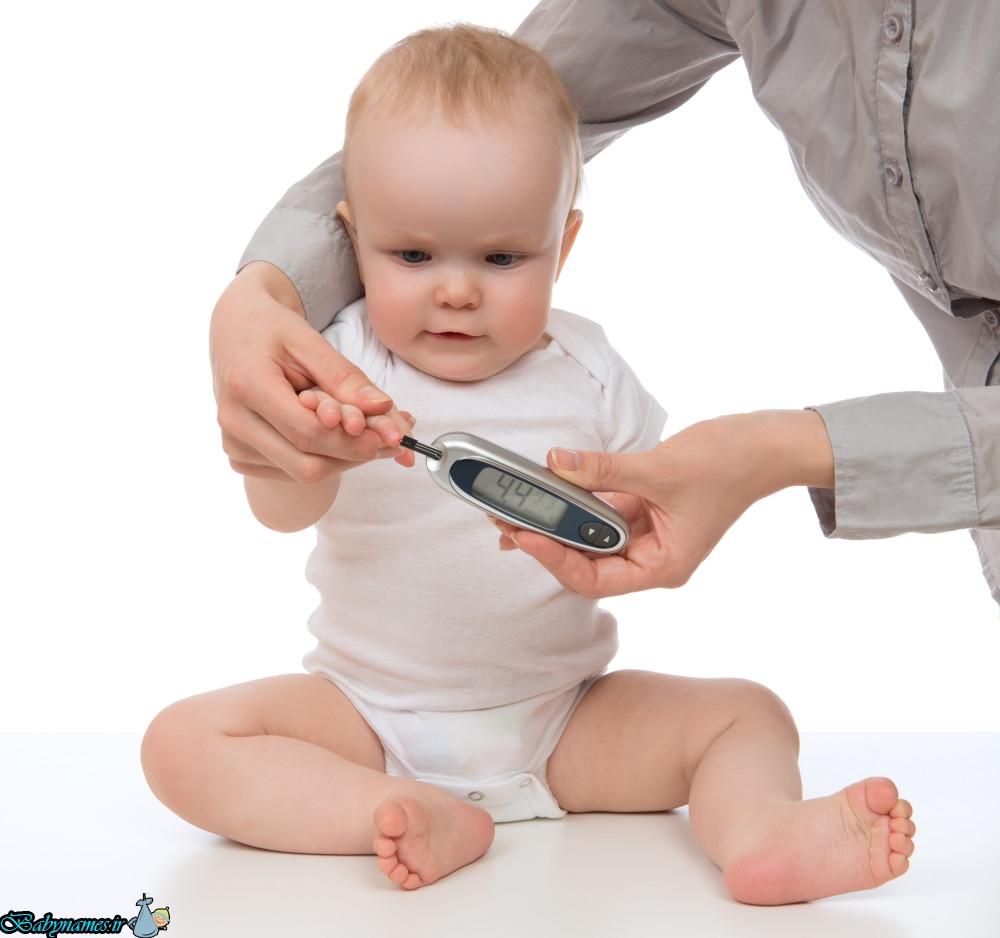 قندخون پایین در نوزاد مبتلا شدن به پرسشها مغزی را زیاد کردن می دهد