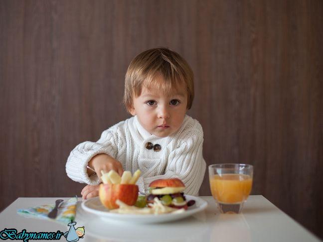 این مواد غذایی جهت کودکان بیش فعال بافایده است
