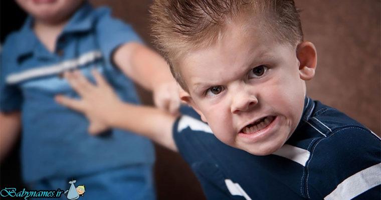 چگونه کودکان قلدر را کنترل کنیم؟