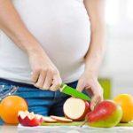 بهترین تغذیه در سه ماهه اول بارداری